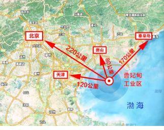 保定周边曹妃甸一千亩工业园区地八万一亩出售代环评办照-图(2)