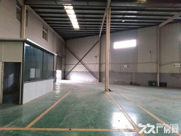 高7米2000平米库房能进大车1.6元-图(1)