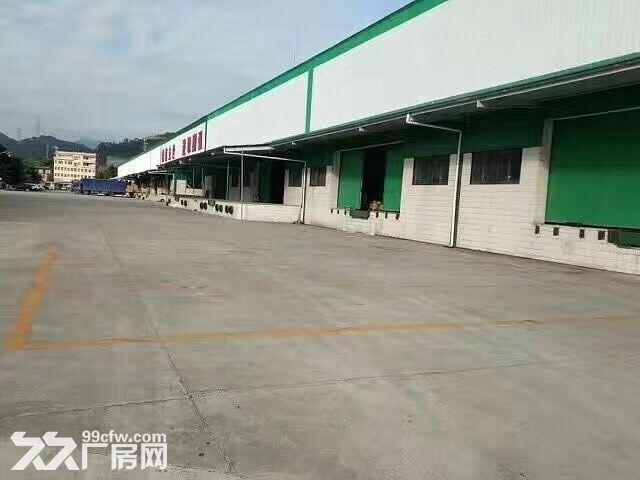 东莞清溪镇大型标准物流仓库出租7万平方大小可分-图(1)