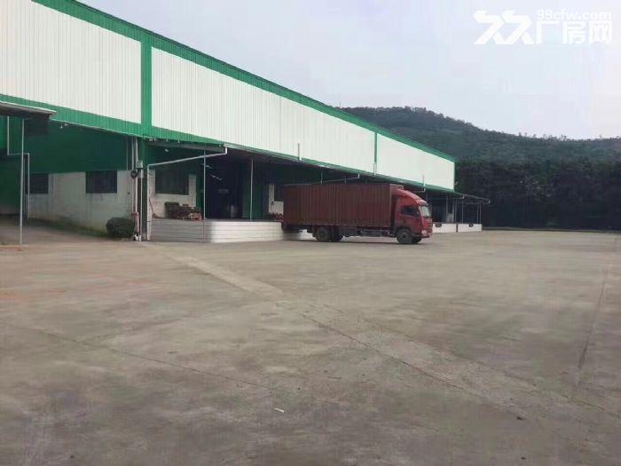 东莞清溪镇大型标准物流仓库出租7万平方大小可分-图(2)