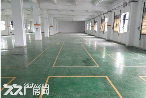 东升裕民新出二楼厂房1340平米、现成地坪漆-图(3)