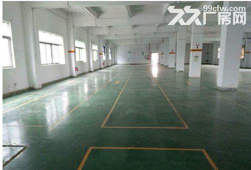 东升裕民新出二楼厂房1340平米、现成地坪漆-图(4)