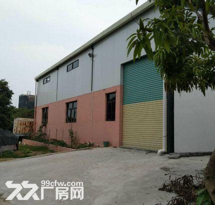 小榄宝丰钢构独院厂房1100平方可做噪音、污染-图(1)