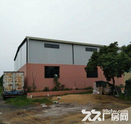 小榄宝丰钢构独院厂房1100平方可做噪音、污染-图(2)