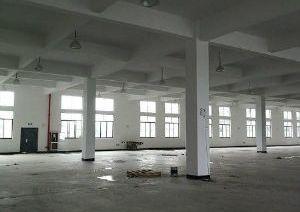 上虞经济开发区23亩土地8100方厂房出售