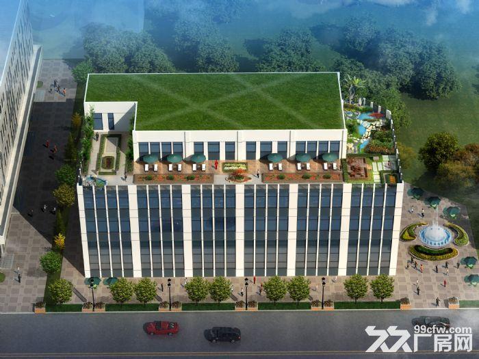 带环评、梅江工业园区10亩定制庭院式厂房办公楼出售-图(2)