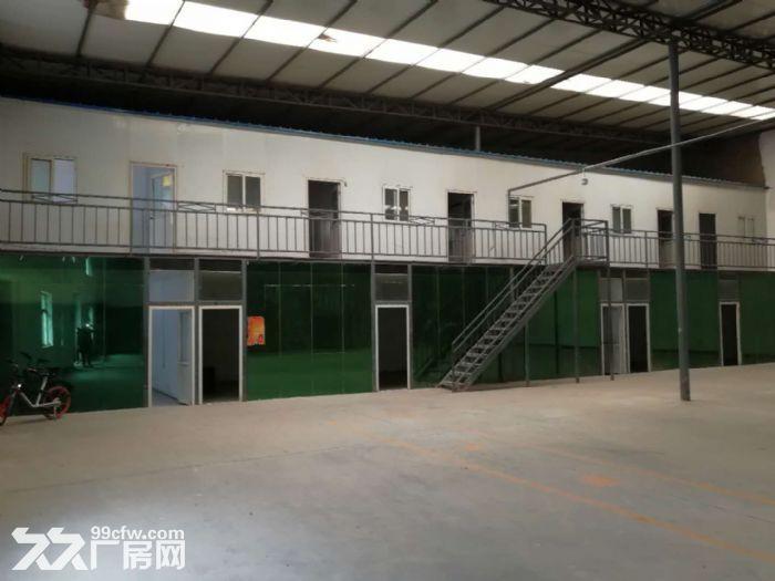 独立库房800平米大物流门有办公-图(2)