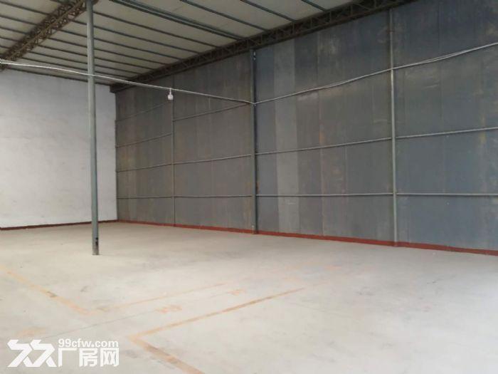 独立库房800平米大物流门有办公-图(4)