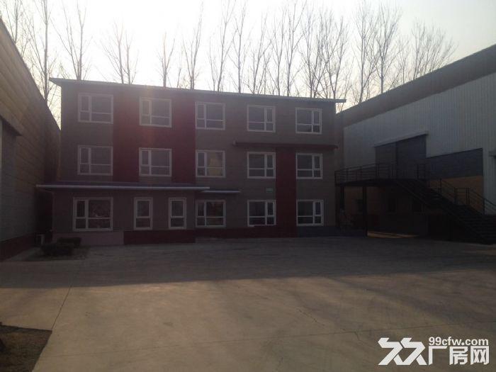 通州潞城镇园林式库房15000平米出租-图(1)