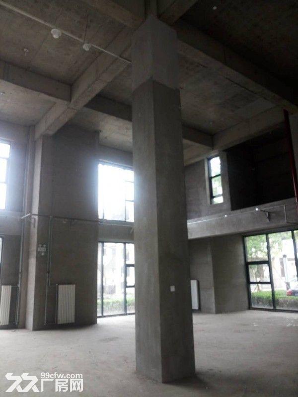企业独栋1500平米一层高6米无地下-图(1)