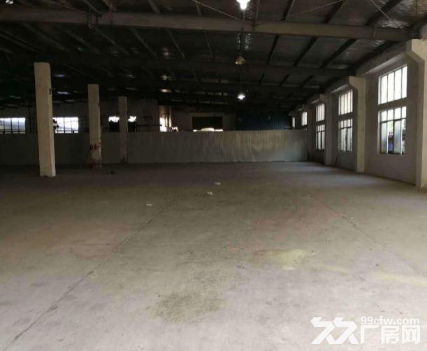 新区梅村1600平独门独院仓库,层高够价格低,抢!-图(1)