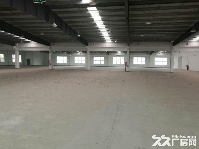 V出售湖熟两证齐全占地26亩8000平单层厂房-图(1)