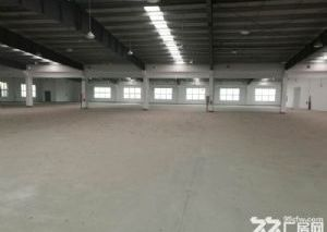 V出售湖熟两证齐全占地26亩8000平单层厂房