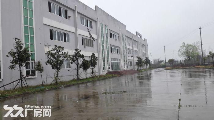 V出售湖熟两证齐全占地26亩8000平单层厂房-图(2)