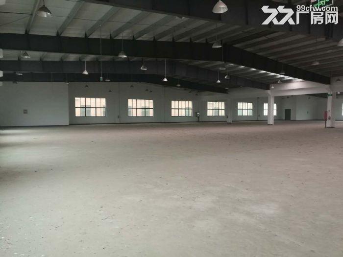 V出售湖熟两证齐全占地26亩8000平单层厂房-图(6)
