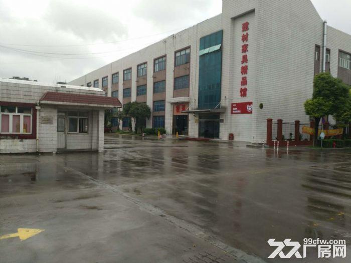闵行春申路厂房仓库出租-图(2)