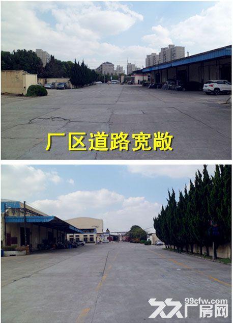 闵行浦江三鲁公路单层厂房仓库出租非中介-图(2)