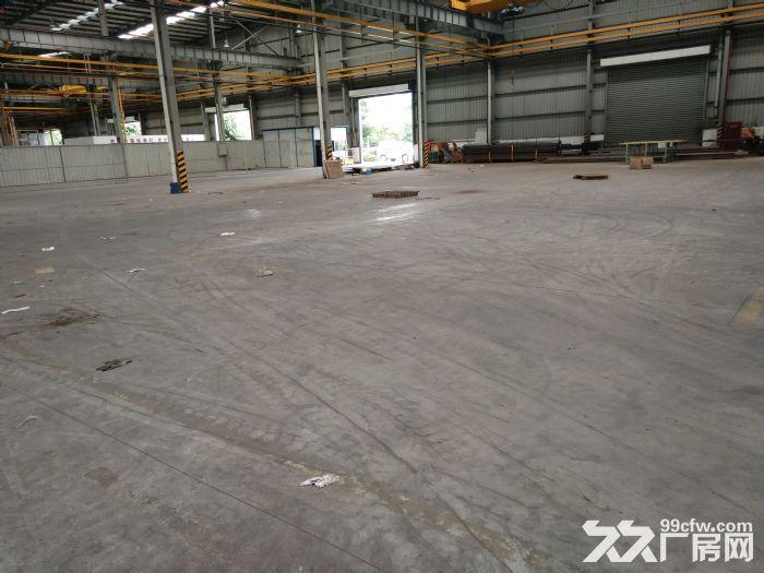 双流西航港工业园2000平米带行车有环评厂房-图(1)