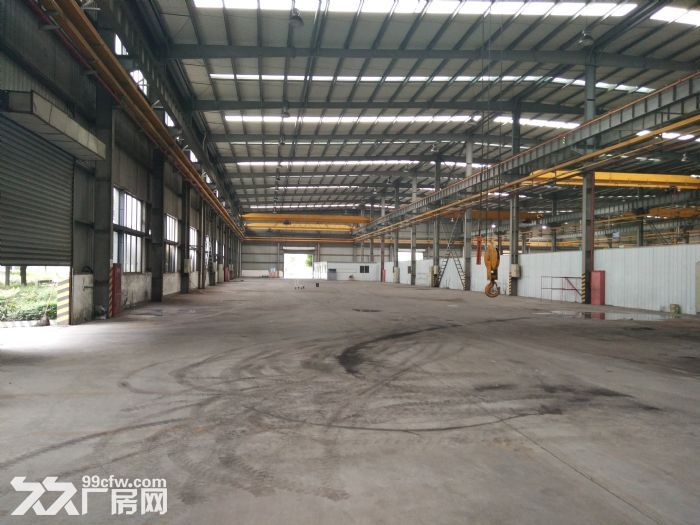 双流西航港工业园2000平米带行车有环评厂房-图(2)