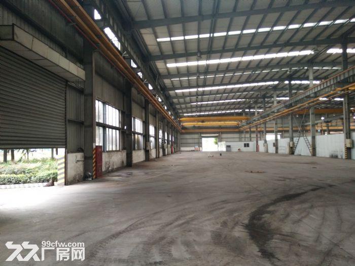 双流西航港工业园2000平米带行车有环评厂房-图(4)