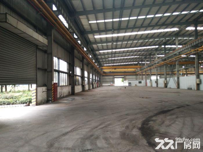 双流西航港工业园2000平米带行车有环评厂房-图(5)
