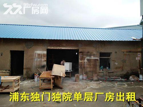 浦东惠南独门独院厂房出租非中介-图(3)