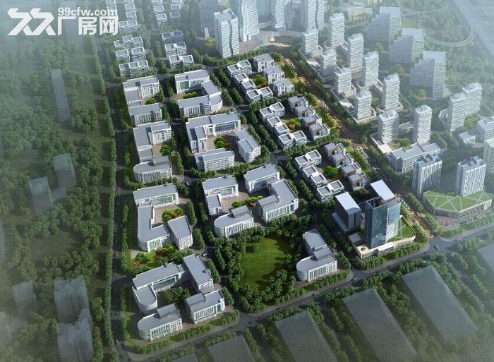 梅江外环园区5亩−8亩定制企业独栋大厦、独门独院厂房招商-图(1)