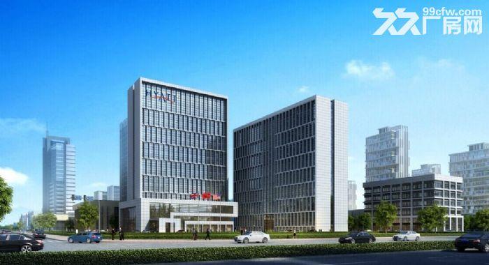 梅江外环园区5亩−8亩定制企业独栋大厦、独门独院厂房招商-图(4)