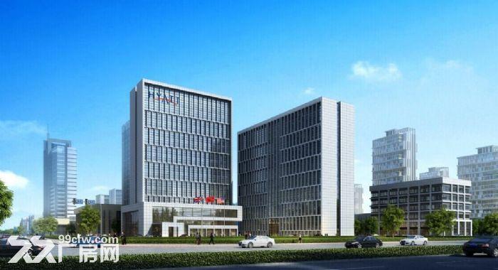 带环评、梅江旁、临地铁带证5亩厂办楼、企业独栋招商-图(3)