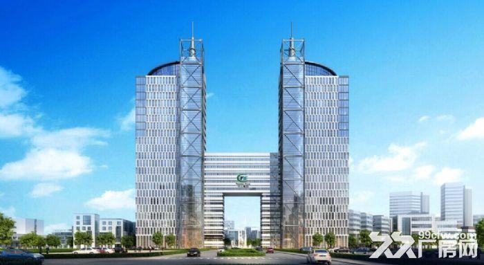 带环评、梅江旁、临地铁带证5亩厂办楼、企业独栋招商-图(4)