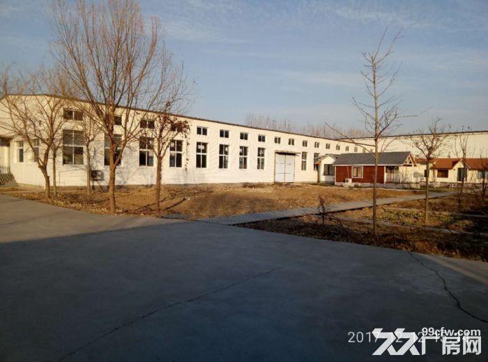 通州潞城4200平标准库房出租,紧邻103国道-图(1)