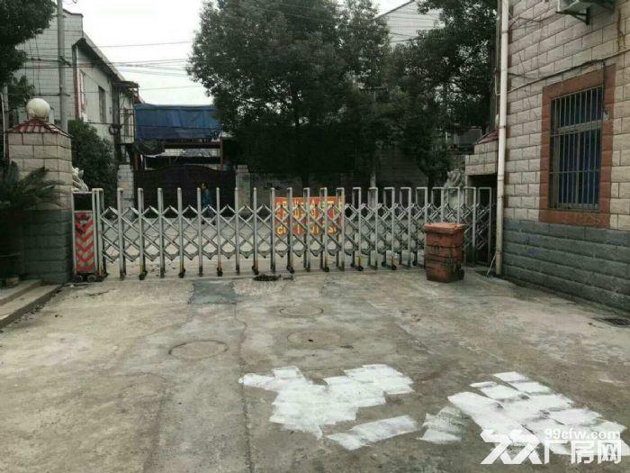 近地铁三鲁公路沿线2300平独门独院厂房仓库出租-图(3)