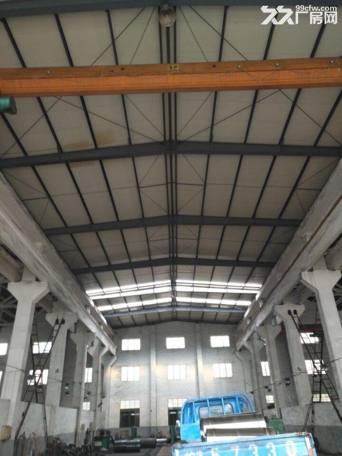 胡埭独立厂房700平米,大车好进出-图(1)