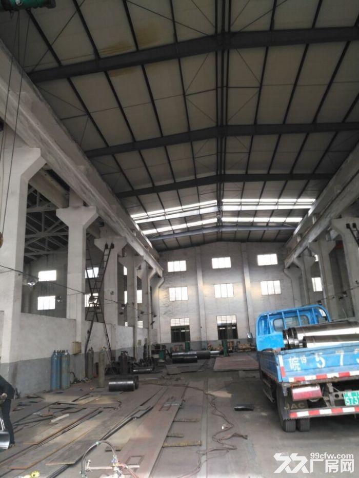 胡埭独立厂房700平米,大车好进出-图(2)