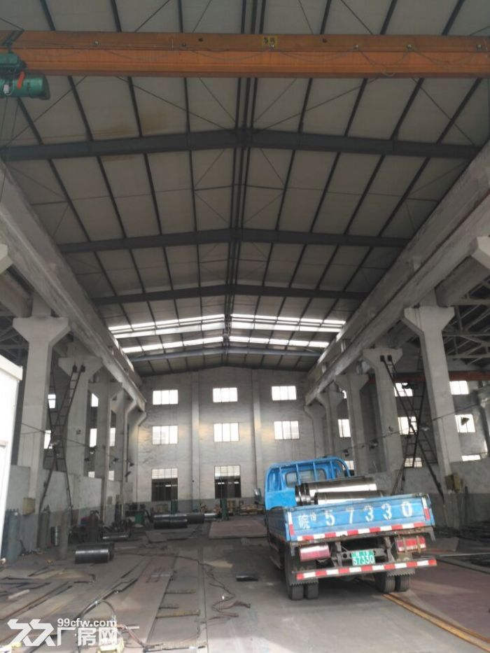 胡埭独立厂房700平米,大车好进出-图(3)