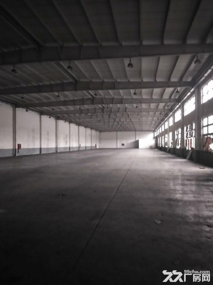 嘉定南翔标准厂房3000平,层高9米,场地大,可800起分-图(2)