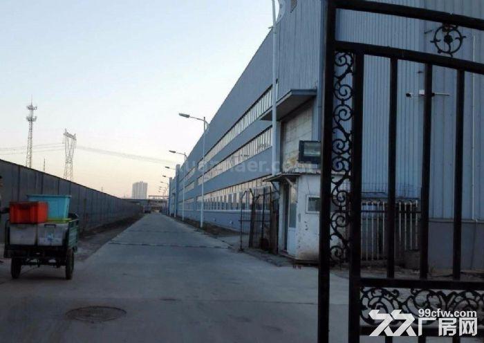出租北辰双街4000平米独门独院仓库-图(1)