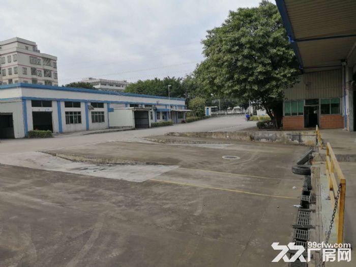 永和开发区超靓工业园33428平方厂房仓库招租-图(1)