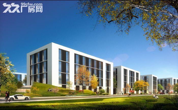 独门独院、手续齐全外环旁园区5亩起定制3000平米独栋厂办楼、厂库房出售-图(1)