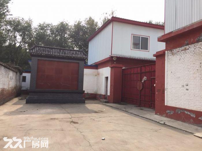 北京东六环顺义出口2200平米独门独院厂房出租出售-图(6)