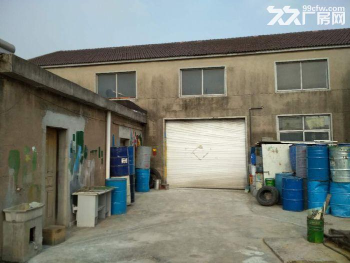 310仓库(厂房)(一大一小)出租,生活设施齐全,交通方便,可分阻-图(1)