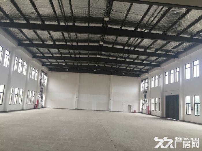 上海市金山区金山工业区全新厂房出租-图(2)