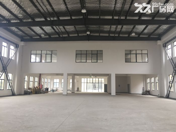 上海市金山区金山工业区全新厂房出租-图(3)