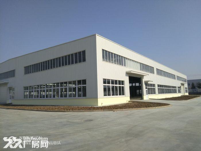 青岛汽车产业新城新工业厂房出租-图(1)