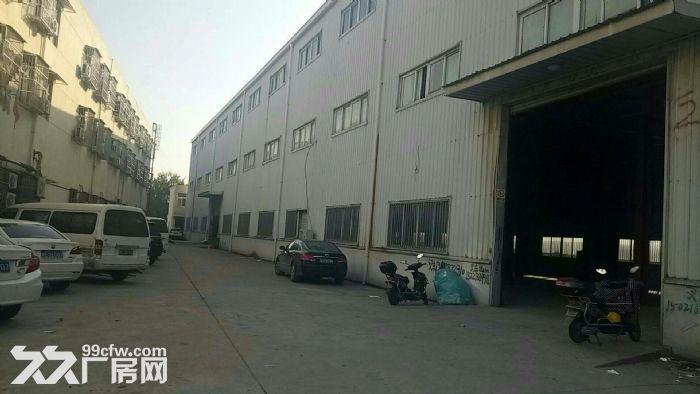 星华公路金沙江西路,稀有一楼厂房,独院大小可分割,适合做仓库,货物堆场,轻加工-图(1)