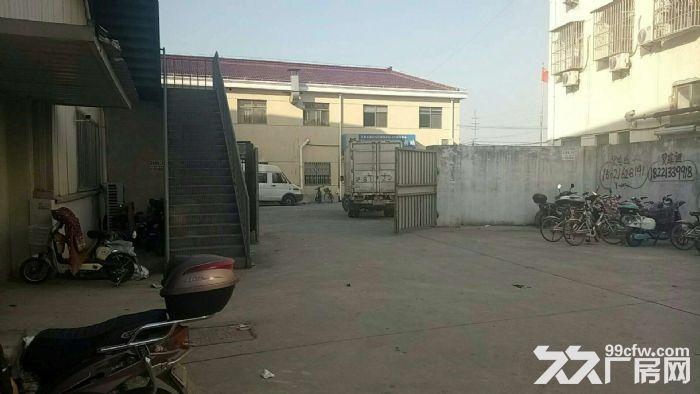 星华公路金沙江西路,稀有一楼厂房,独院大小可分割,适合做仓库,货物堆场,轻加工-图(2)