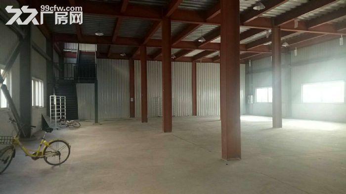 星华公路金沙江西路,稀有一楼厂房,独院大小可分割,适合做仓库,货物堆场,轻加工-图(3)
