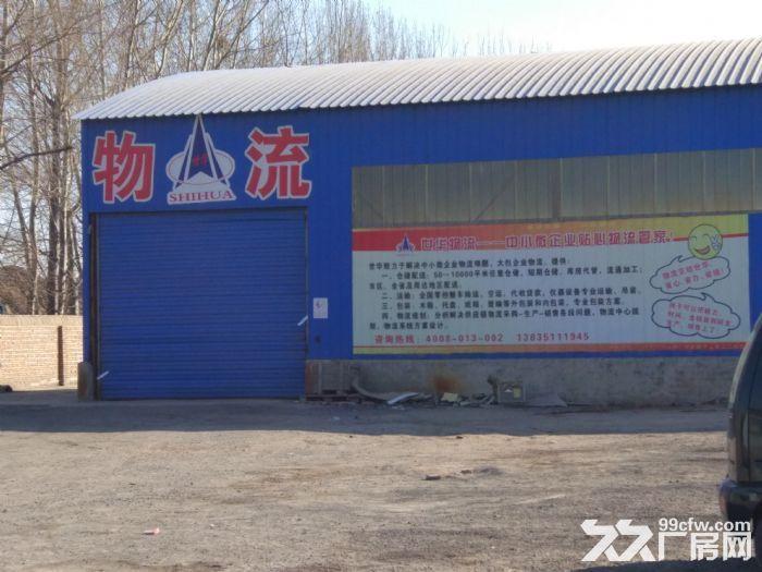 太原小店经济技术开发区优质库房便宜出租-图(1)