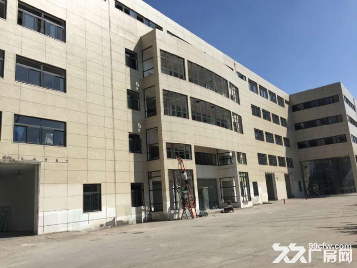 丙2类框架混凝土结构厂房,检测类、研发类企业首选(政府招商)-图(1)
