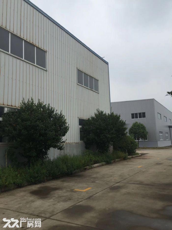 2800平米厂房,厂区内环境优美-图(1)